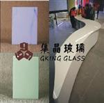 广州|高档汉白玉晶石玻璃(厨房专用)广州集晶玻璃专业