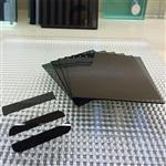无锡|0.9mm黑色仪表仪器玻璃