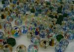 盐城|彩条玻璃马赛克切片