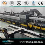 洛陽|蘭迪LD-BL連續式彎鋼化爐