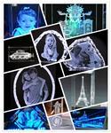 激光内雕刻机