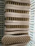 安庆|玻璃清洗抛光8字形木柄镀铜丝钢丝刷