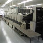 日照|二手印刷机小森L440RP二手印刷设备