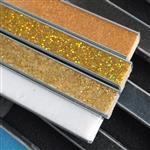 广州厂家彩砂填缝剂美缝剂200目烧结彩色玻璃微珠 美缝剂原料