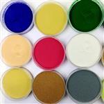 厂家环氧彩砂美缝剂填缝剂用原料烧结彩色玻璃微珠 规格多不掉