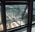 外墙玻璃换改窗平开窗