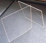 南寧|10mm單片銫鉀防火玻璃