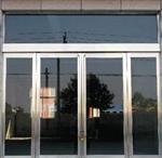 宝坻区玻璃门安装维修定制销售