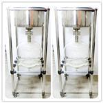 合肥实验室乾正仪器30L不锈钢布氏漏斗萃取蒸馏实验室专业设备