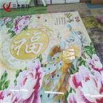 包头3d浮雕亚克力牌彩印机生产厂