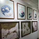 枣庄|客厅装饰画新中式沙发背景墙壁画