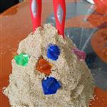 青岛|东营天然海砂 40-70目铸造烘干砂 理疗健康用金黄沙
