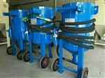 中山|大型鑄造件移動噴砂機 橫欄噴砂機 噴砂機廠家