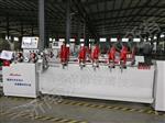 濟南|安慶全自動鋁百葉簾片機  高速百葉打片機