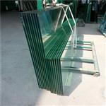 东莞|普通玻璃与钢化玻璃的区分 北航玻璃白玻 彩色超白钢化玻璃定做