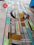 上海|【彩色镶嵌千亿国际966,彩色千亿国际966,彩色教堂千亿国际966窗】圆博工艺专业制作
