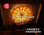 上海|蒂凡尼彩绘彩色beplay官方授权穹顶厂家