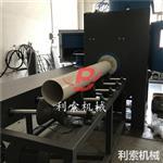 东莞|管道表面粗化自动喷砂机