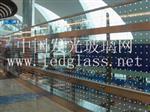 LED幕墻玻璃  發光玻璃