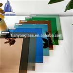 秦皇島 寶石藍鍍膜玻璃