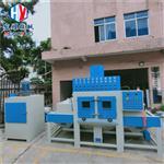 深圳|大型输送式自动喷砂机全自动环保玻喷砂机山东河北喷砂设备厂家