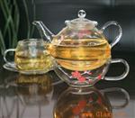 精致玻璃茶具