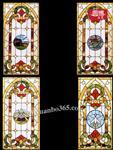 上海教堂玻璃 江浙教堂玻璃 沭阳教堂玻璃 专业