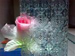 海棠压花玻璃