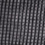 ST8黑白格浅金夹绢夹丝玻璃材料