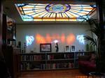彩繪玻璃穹頂 教堂穹頂玻璃 彩色天花玻璃 彩色玻璃吊頂