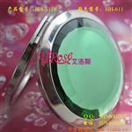 水晶化妆镜,折叠镜,双面镜