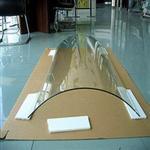 小半徑彎鋼玻璃