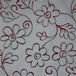 HY-011~013红银金色银色花样年华玻璃绢丝材料