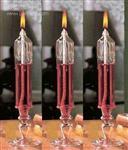 玻璃水晶油灯