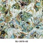 3679-23679-4幻彩夹胶玻璃夹层材料