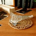 玻璃许愿瓶铁塔玻璃瓶