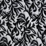HY-060黑金黑银玻璃绢丝材料