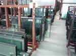 玻璃厂家4-19mm钢化玻璃