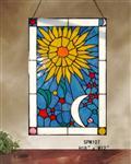 供应穹顶玻璃/教堂玻璃/会所专用彩色玻璃/杭州圆爵装饰