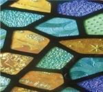 全球首家推出艺术玻璃镀金技术