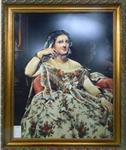 完美的艺术玻璃莫蒂西尔夫人
