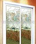 品质好,款式多欧式镶嵌玻璃/铁艺中空玻璃