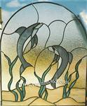 教堂玻璃画