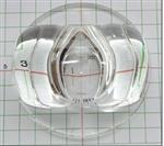 隧道灯透镜