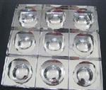 水晶马赛克玻璃镜片