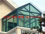 铝合金门窗 玻璃房