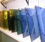 着色浮法玻璃