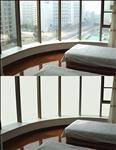 宾馆调光玻璃