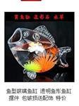 鱼型玻璃鱼缸