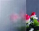 3-6MM单面布纹压花玻璃